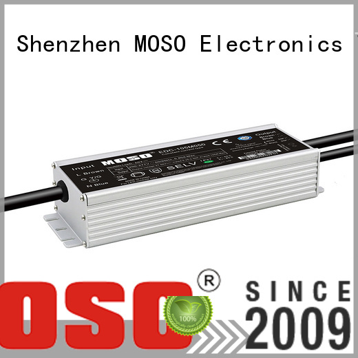 MOSO approved led street light power supply wholesale for avenue