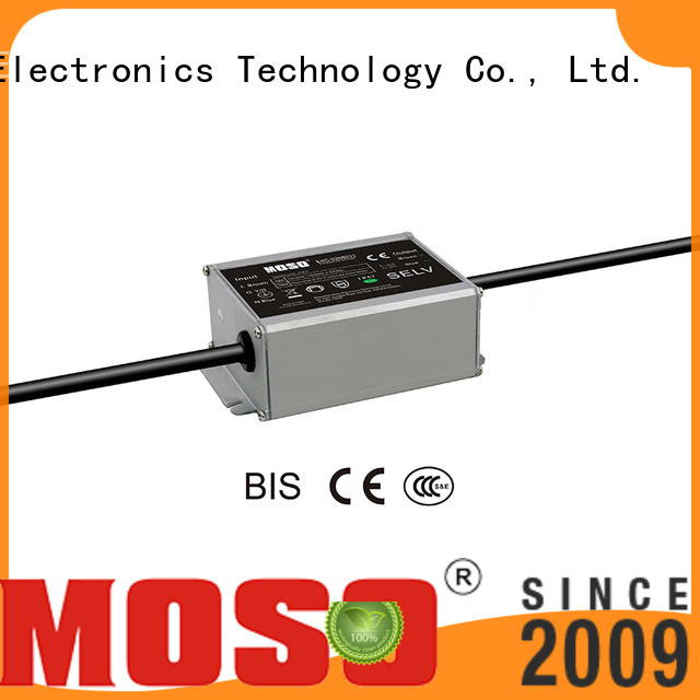 MOSO constant-current led power supply customized for outdoor
