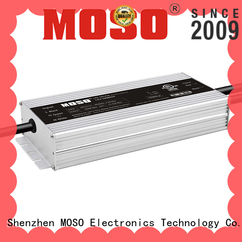 MOSO quality waterproof led driver customized for pool
