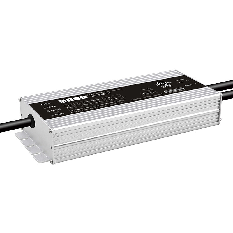 LSV Series -320W Constant Voltage LED Driver