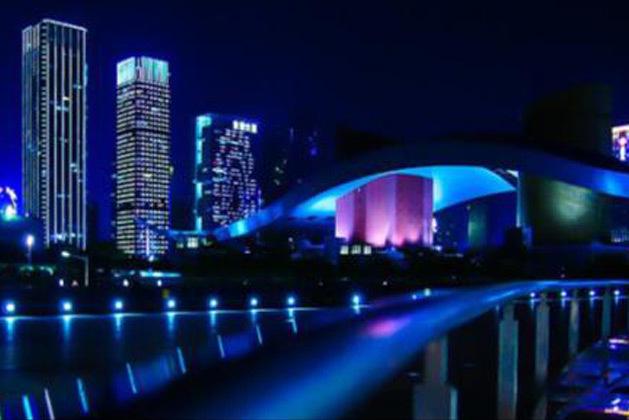 Landscape lighting | Shenzhen Civic Center
