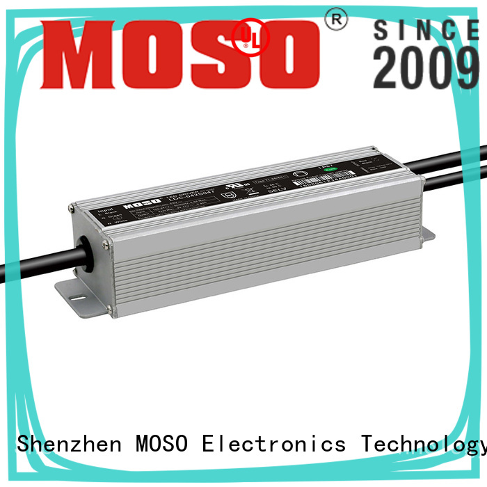 MOSO led driver 12v from China for alley