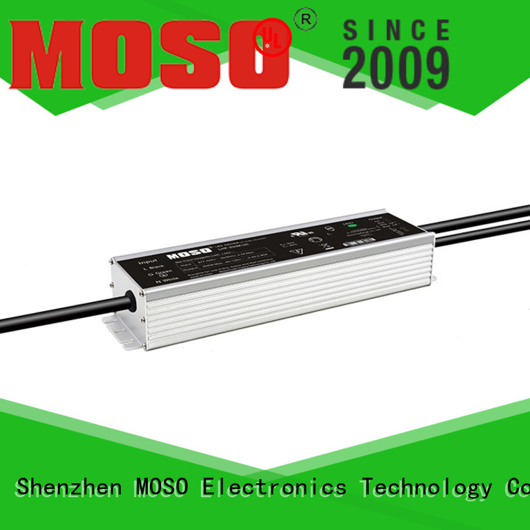 MOSO 105w 200w led driver wholesale for alley