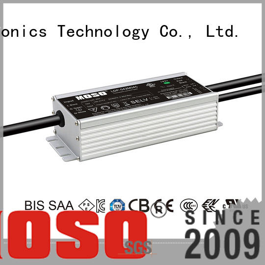 MOSO led power supply factory for avenue