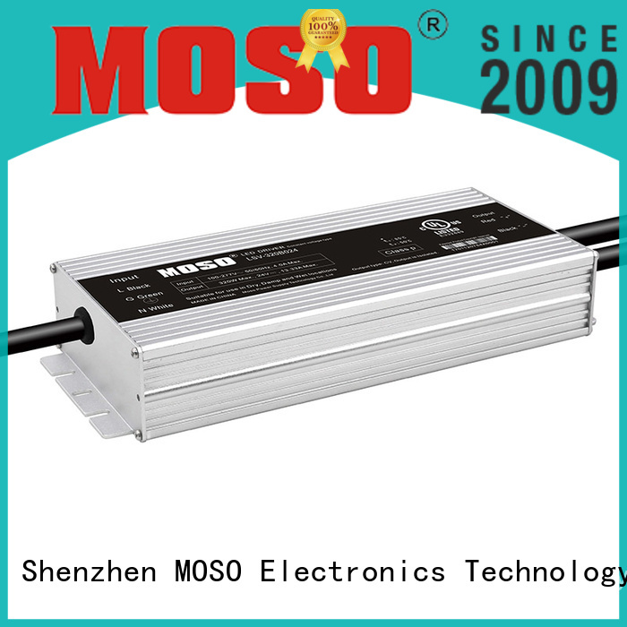 power supply waterproof series for view MOSO