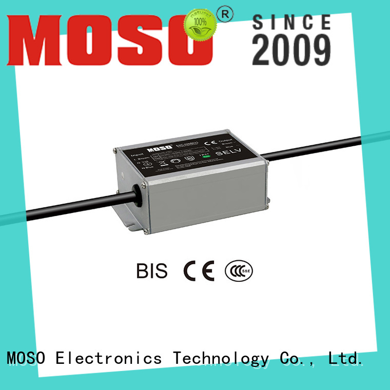constant-current led power supply directly sale for street MOSO