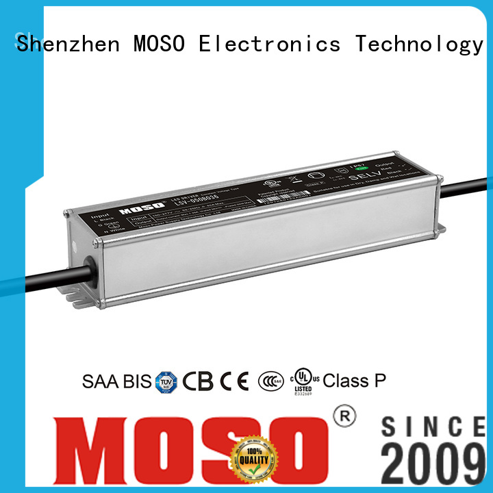 MOSO waterproof led driver customized for landscape