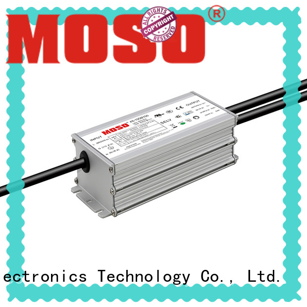 MOSO professional led power supply 24v factory for avenue