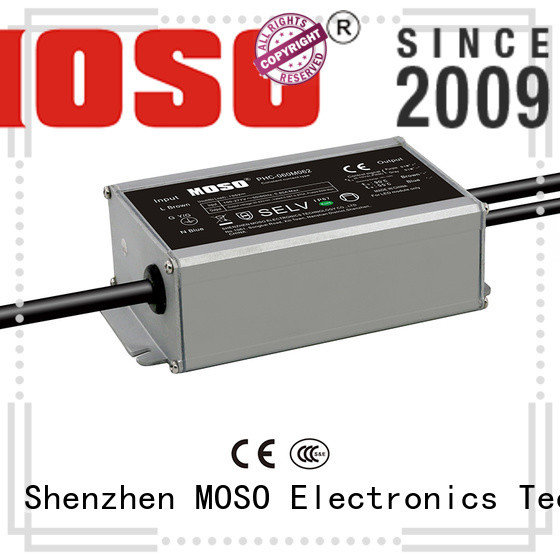 MOSO sturdy 42w led driver factory for street