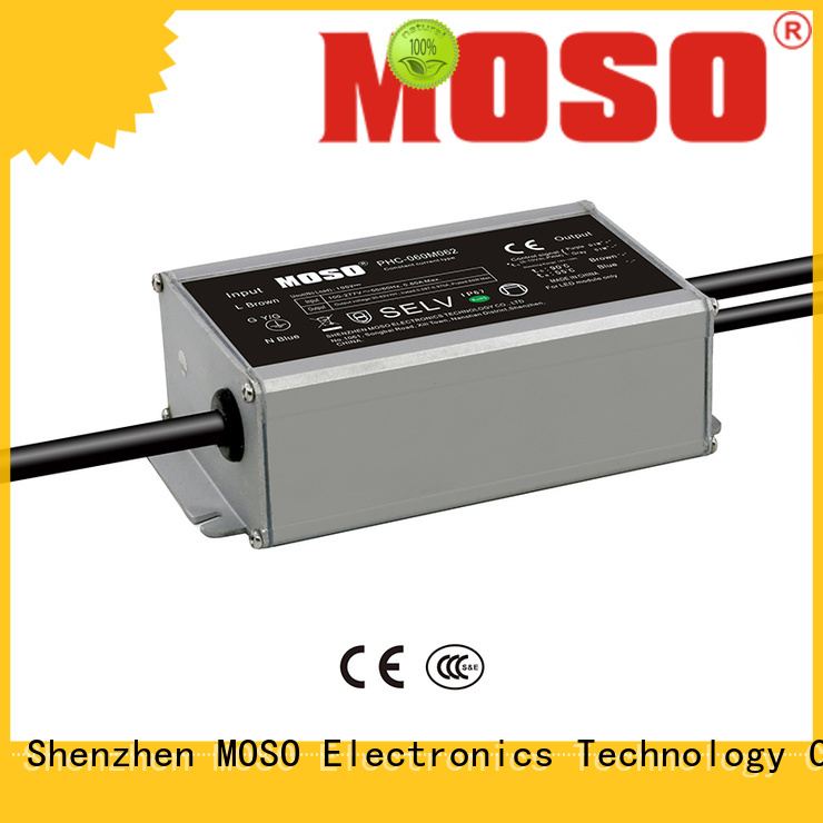 MOSO led current driver design for light