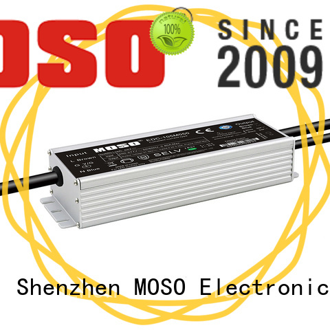 MOSO approved advance led drivers for street