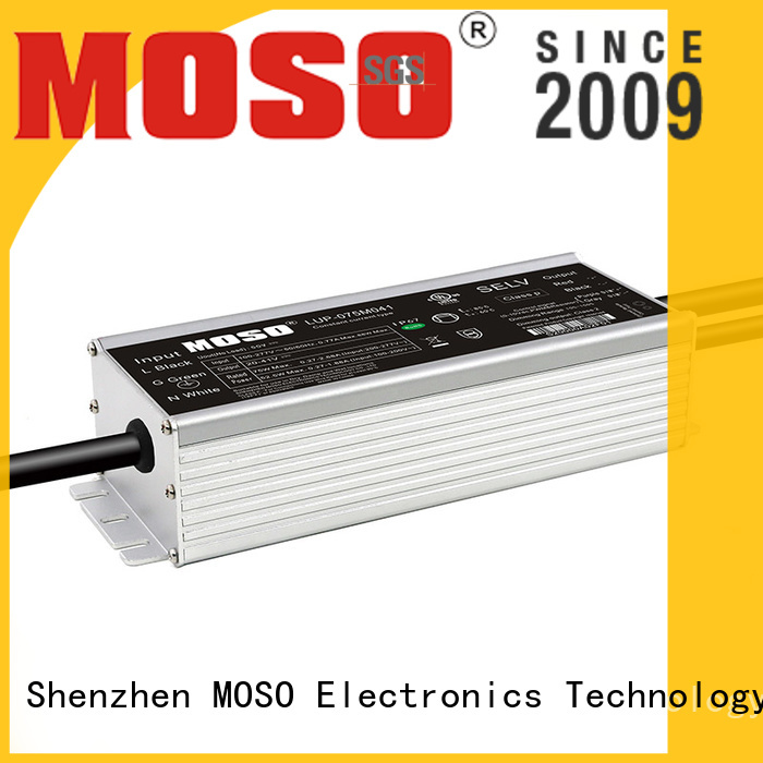 MOSO constant current led driver inquire now for railroad tracks