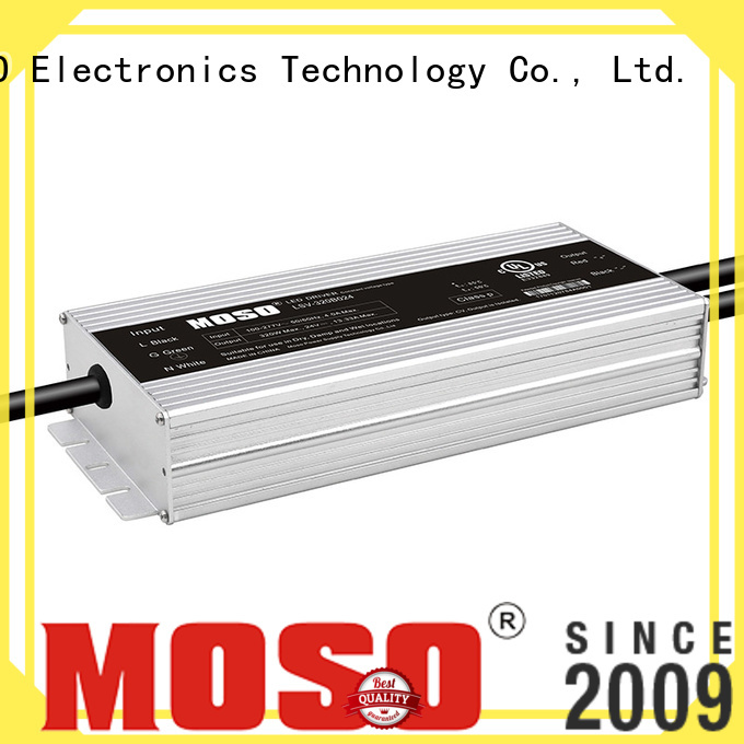 MOSO reliable power supply waterproof for landscape