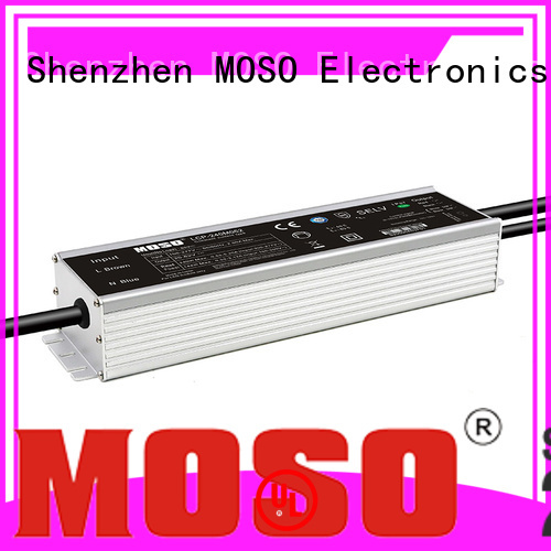 MOSO sturdy outdoor programmable driver with good price for railroad