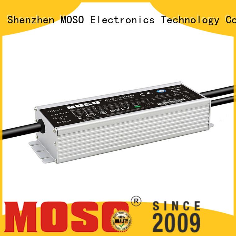 MOSO elegant led street light power supply supplier for avenue