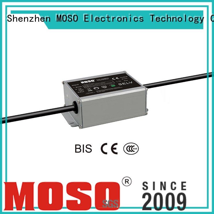 MOSO constant current led driver manufacturer for alley