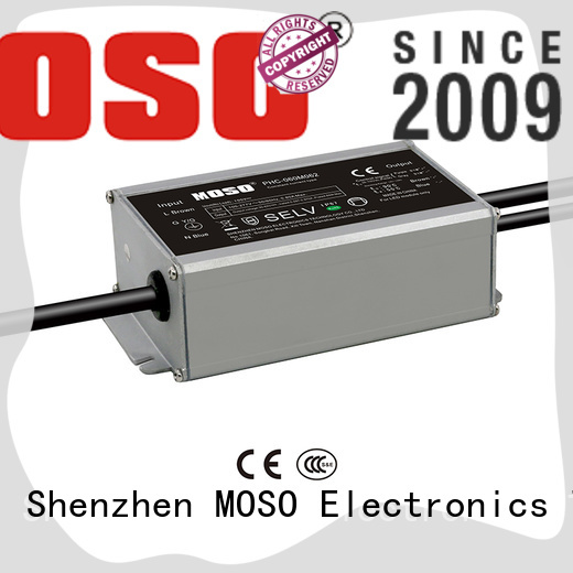 MOSO 60w 42w led driver design for alley