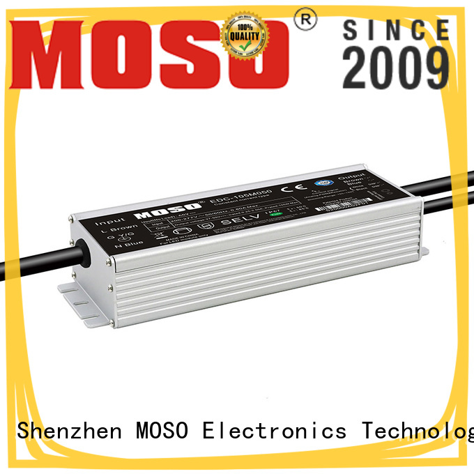 MOSO edc led street light power supply personalized for outdoor