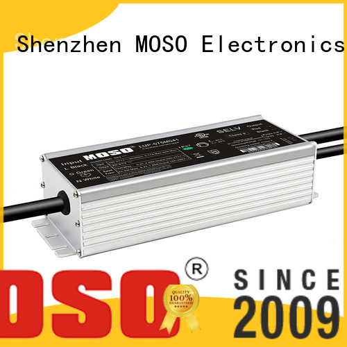 MOSO stable programmable driver inquire now for railroad tracks