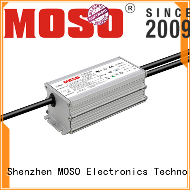 MOSO sturdy ac dimmable led power supply with good price for outdoor