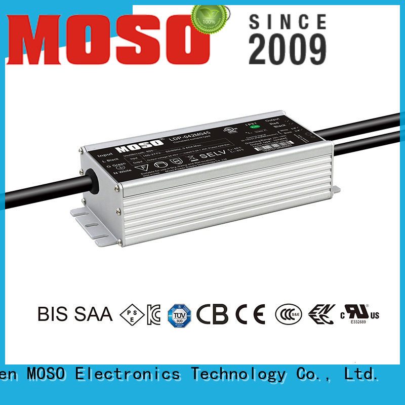 MOSO quality led power supply factory for avenue