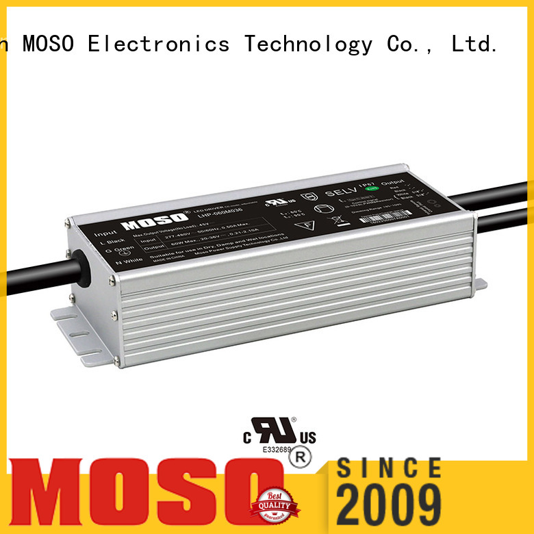 MOSO lhp led downlight driver supplier for alley