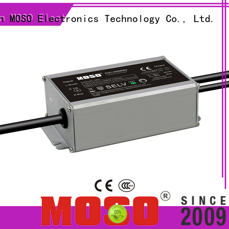 MOSO led current driver factory for alley