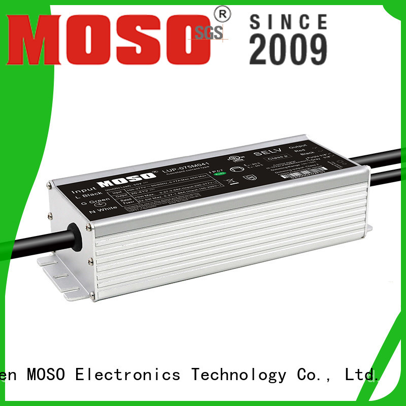 MOSO programmable driver inquire now for outdoor