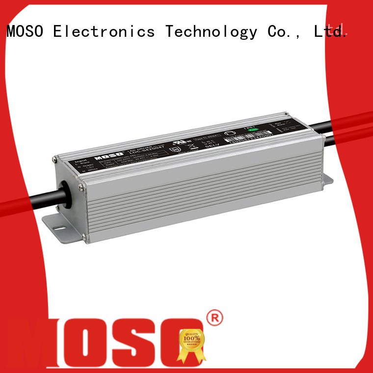 MOSO ldc led driver 12v manufacturer for street