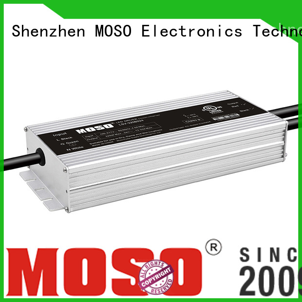 MOSO waterproof led power supply manufacturer for landscape