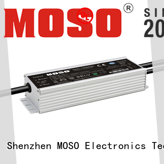 MOSO efficient advance led drivers factory price for outdoor
