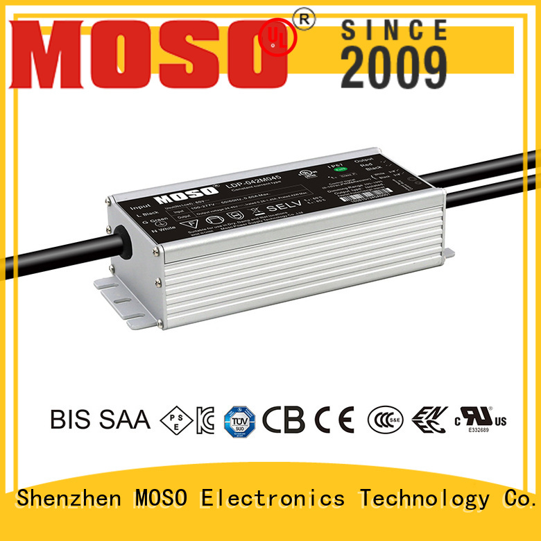 MOSO dimmable led driver inquire now for alley