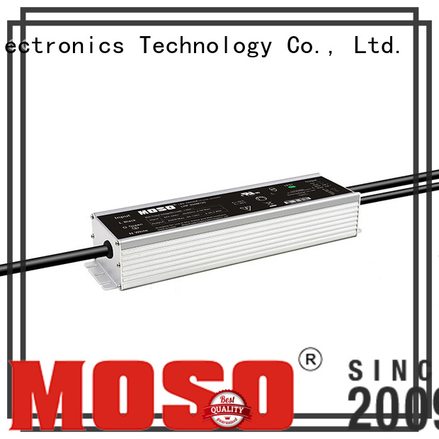 MOSO 200w 0-10V dimming led driver supplier for alley