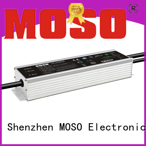 MOSO 240w outdoor programmable driver with good price for railroad