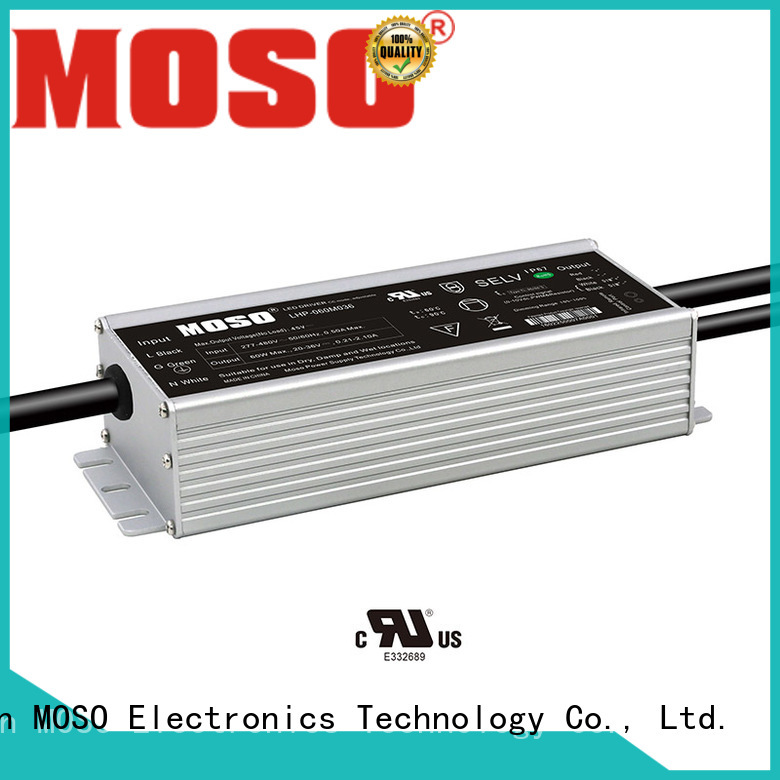 MOSO excellent 200w led driver supplier for street