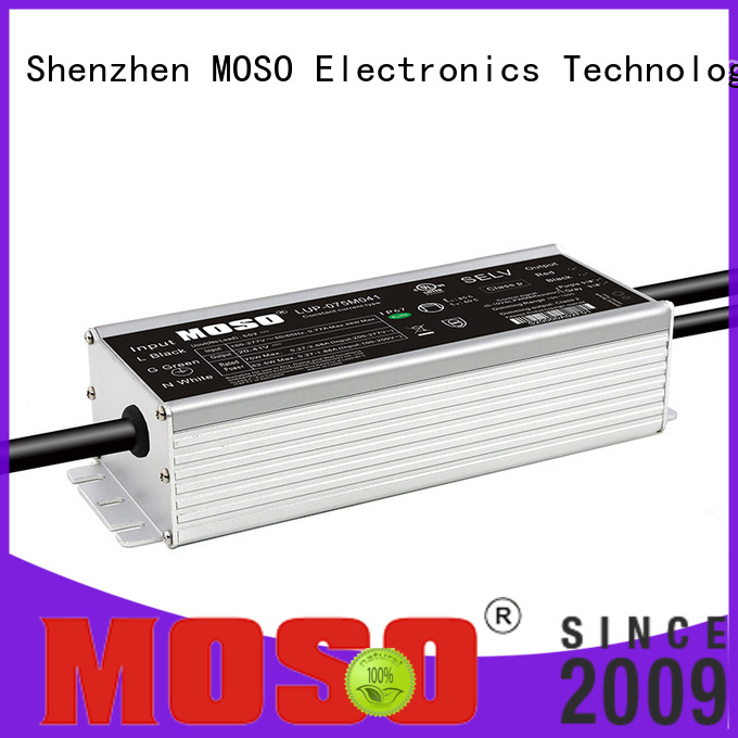 MOSO professional Dim to off led driver inquire now for outdoor