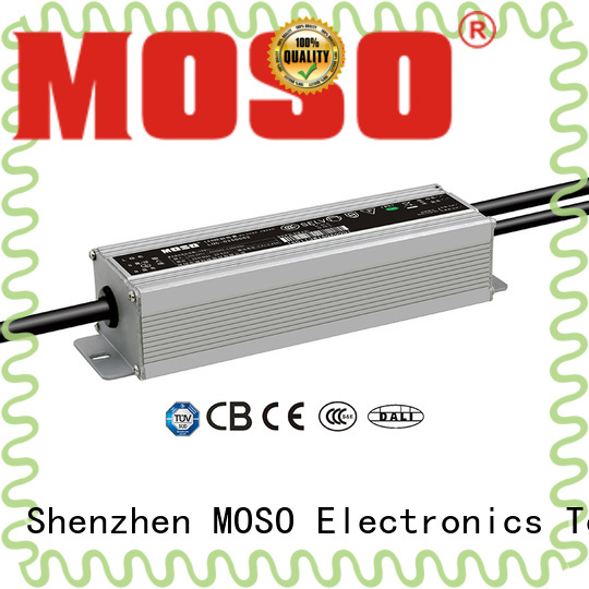 MOSO led driver directly sale for rail