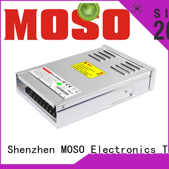 MOSO led rainproof power supply wholesale for scenery