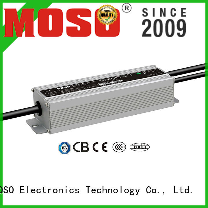 MOSO led driver series for rail