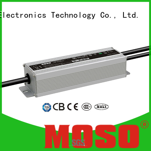 MOSO led driver series for railroad