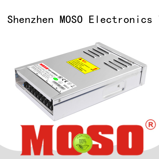 MOSO led rainproof power supply factory price for scenery