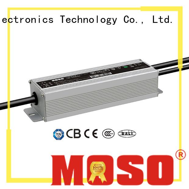 MOSO led driver manufacturer for railroad