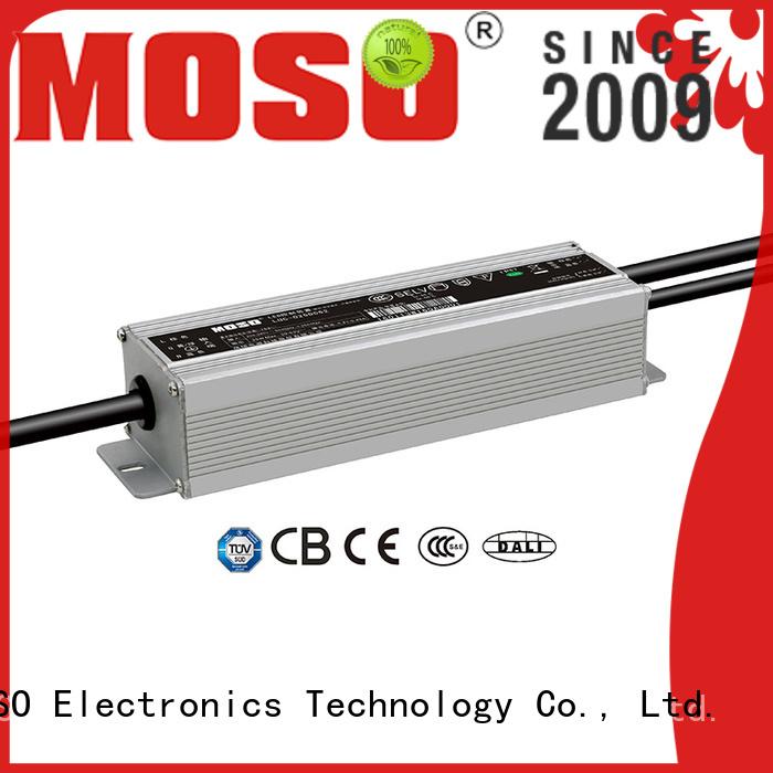 MOSO led driver manufacturer for rail