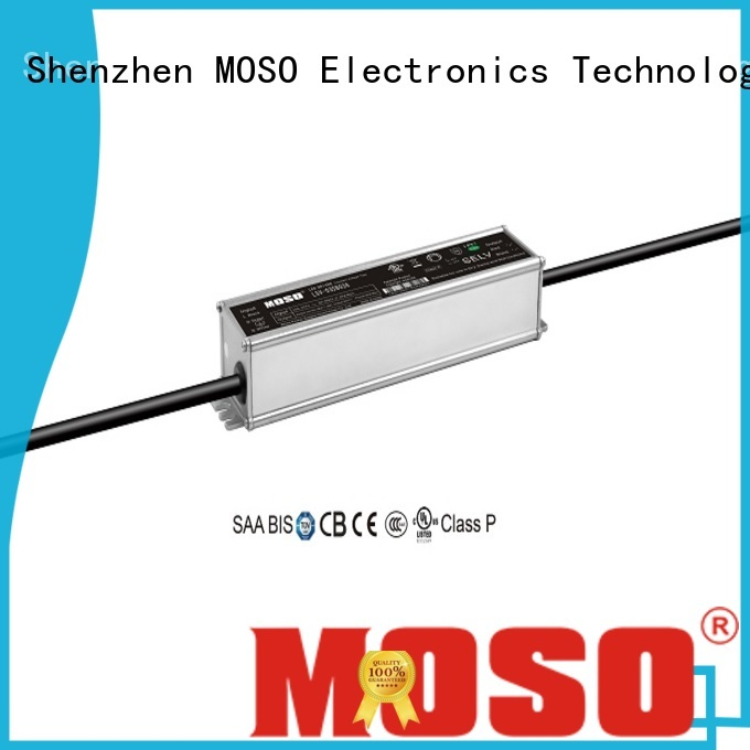 MOSO waterproof led power supply customized for pool