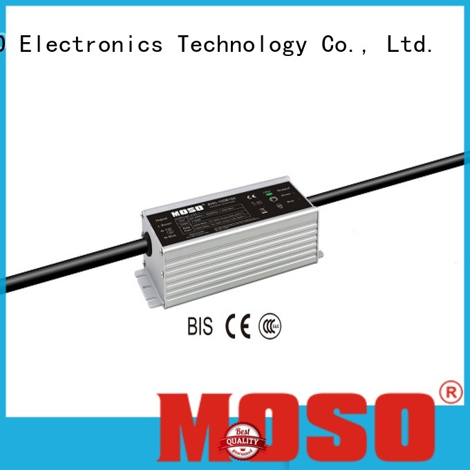 MOSO constant-current led power supply manufacturer for alley