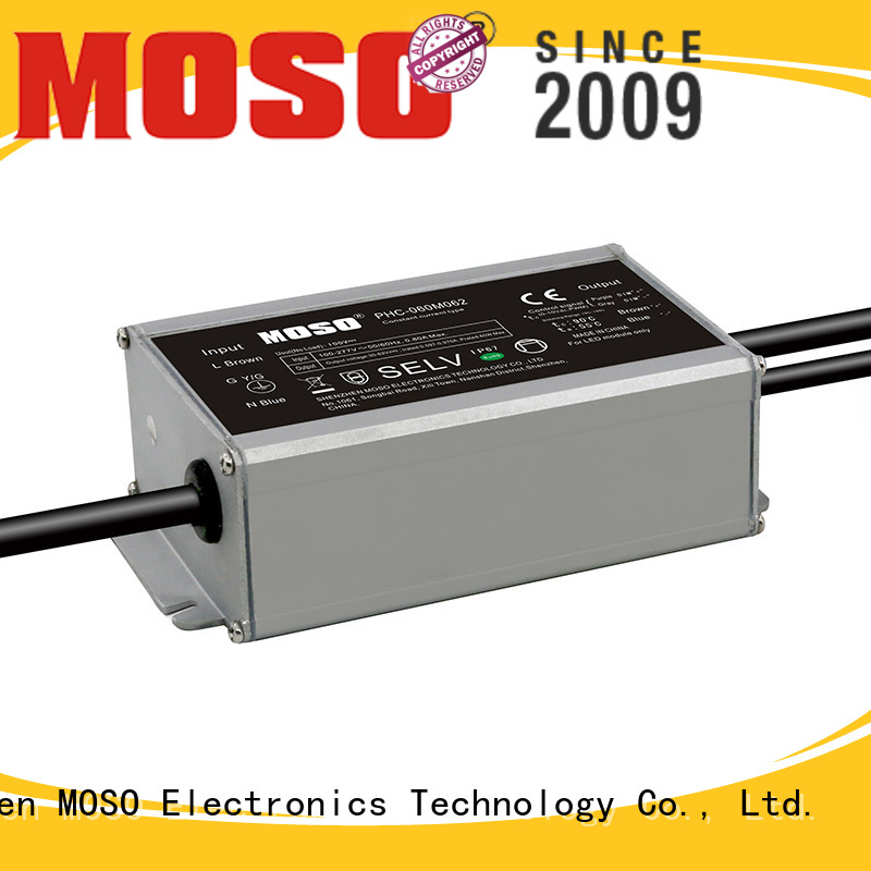 MOSO led current driver inquire now for street
