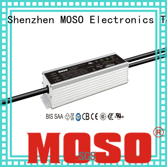 MOSO professional dimmable led driver design for outdoor