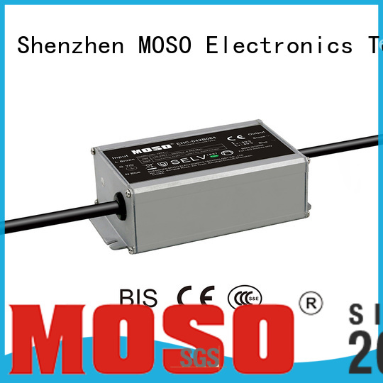 MOSO reliable constant-current led power supply manufacturer for street