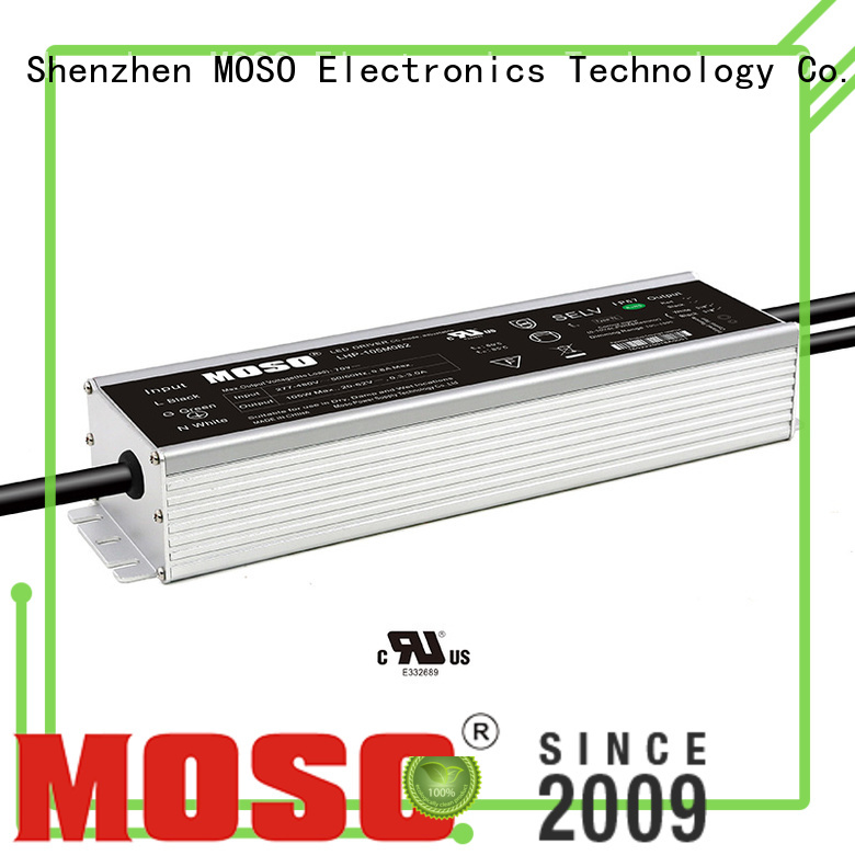 MOSO 105w led light power supply wholesale for light