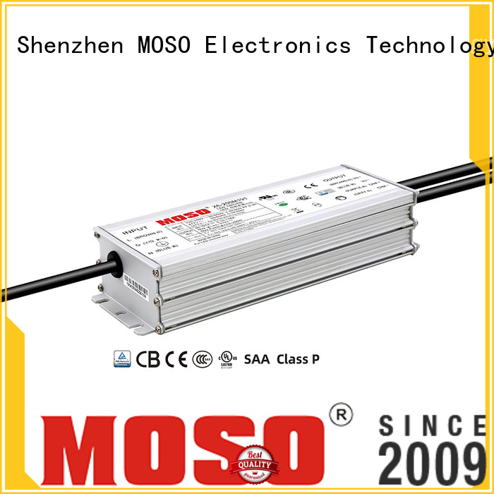 MOSO 75w led power supply constant current for street